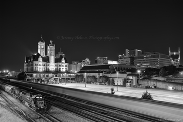 987Union station and Nashville Skyline