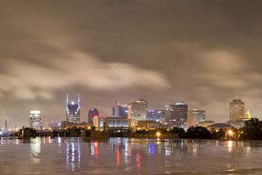 1005/ Stormy morning in Nashville TN
