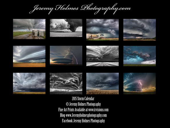 Photography Calendars | Jeremy Holmes Photography Blog